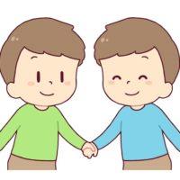 双子の身長差は一卵性にだってあるんだよ。同じにはなれない?