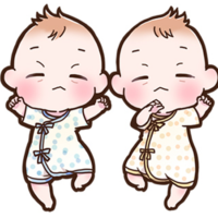 32週の早産で生まれた双子くんの生まれてからNICU退院まで